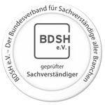BDSH Geprüfter Schachverständiger